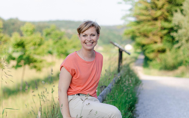 Business Portrait for Travel Blogger Hanka Hurabova